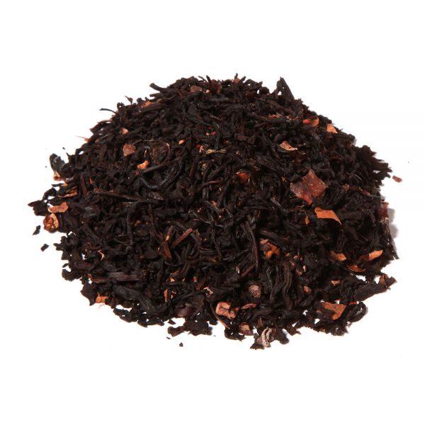 Té Negro Choco Naranja - Tés Camellia