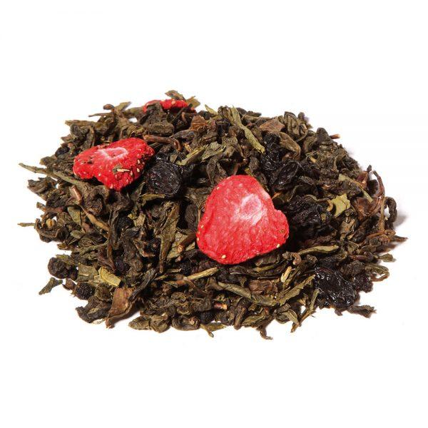 Té Ooolong Silvestre - Tés Camellia