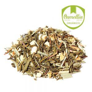 Verde Sencha Limón Bio - Tés Camellia