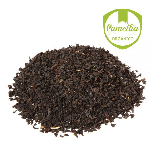 Té Negro English Breakfast - Tés Camellia