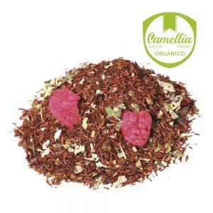 Té Rooibos con Frutas Frescor del Bosque - Tés Camellia