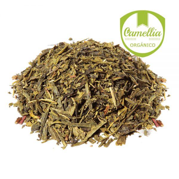 Verde China Sencha - Tés Camellia