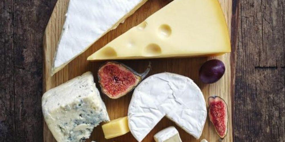 """Maridar queso con té… el """"tercer sabor"""". Camellia y Cultivo ya lo practican."""