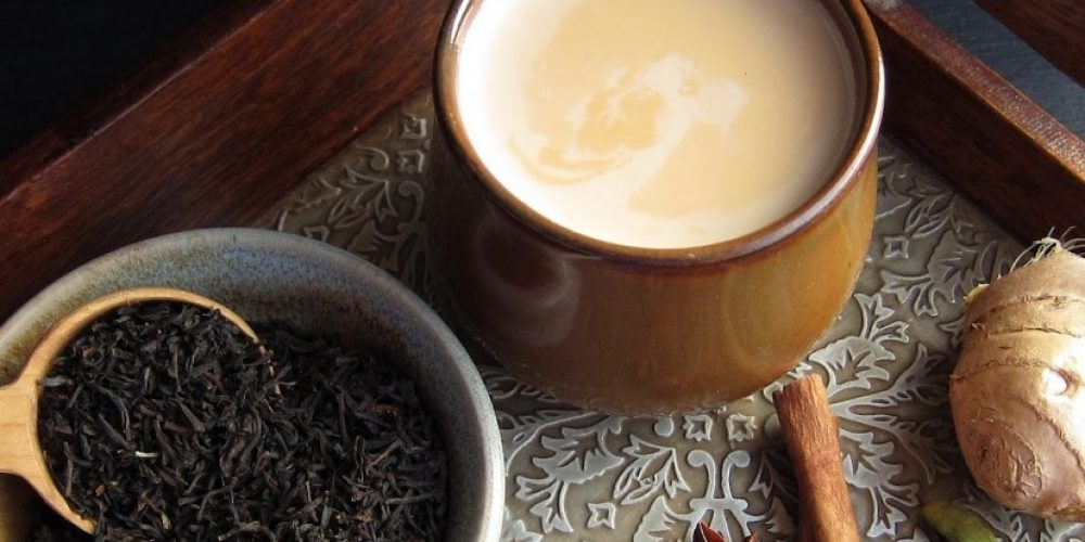 El Chai Latte, es una bebida que está de moda… cómo prepararlo.